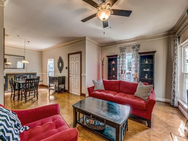 5407 Bryan Street C101, Dallas, TX 75206 (MLS #14233659) :: The Kimberly Davis Group