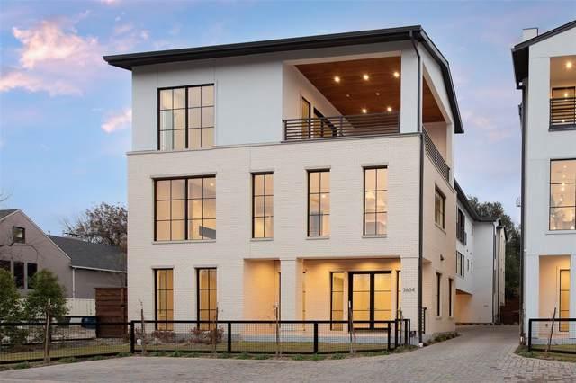 3606 N Fitzhugh Avenue, Dallas, TX 75205 (MLS #14233674) :: RE/MAX Pinnacle Group REALTORS