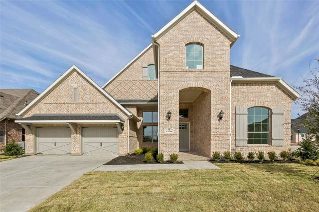 13948 Woodford Lane, Frisco, TX 75035 (MLS #14233692) :: RE/MAX Town & Country