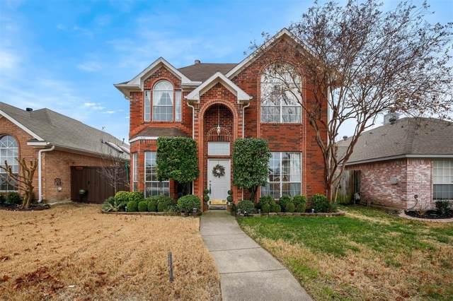 1502 Post Oak Drive, Rowlett, TX 75089 (MLS #14233749) :: 24:15 Realty
