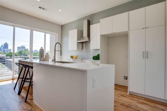 1514 N Washington Avenue #105, Dallas, TX 75204 (MLS #14233752) :: Trinity Premier Properties