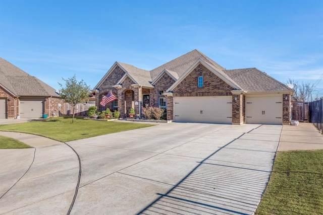 600 Bentley Court, Roanoke, TX 76262 (MLS #14233767) :: The Good Home Team