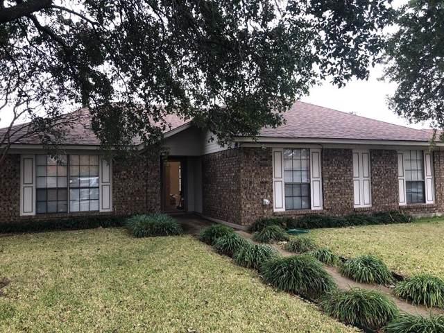 1546 Sunflower Drive, Allen, TX 75002 (MLS #14233771) :: Caine Premier Properties