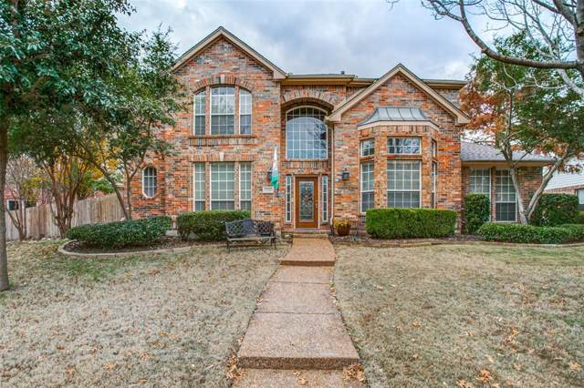 1203 Edgewood Lane, Allen, TX 75013 (MLS #14233781) :: The Good Home Team