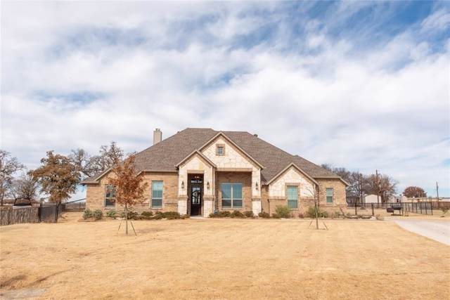 148 Eagles Crest Lane, Weatherford, TX 76087 (MLS #14233809) :: The Kimberly Davis Group