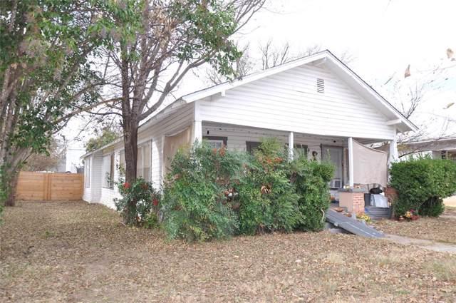 726 Vine Street, Abilene, TX 79602 (MLS #14233818) :: The Hornburg Real Estate Group