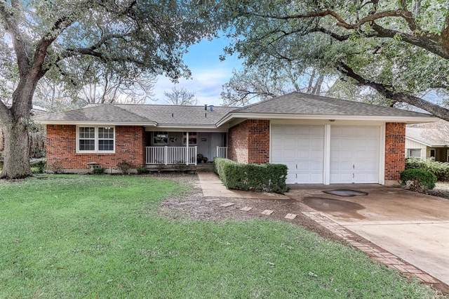 3501 Leith Avenue, Fort Worth, TX 76133 (MLS #14233821) :: RE/MAX Town & Country