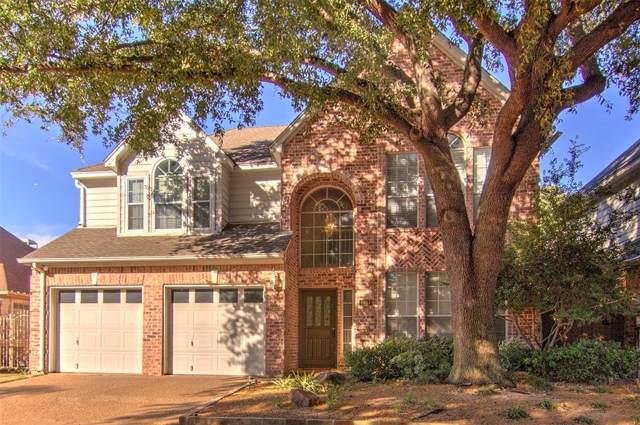 4017 Azure Lane, Addison, TX 75001 (MLS #14233831) :: The Mitchell Group