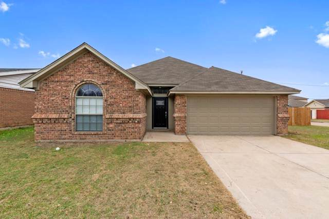 6612 Rockdale Road, Fort Worth, TX 76134 (MLS #14233874) :: RE/MAX Town & Country