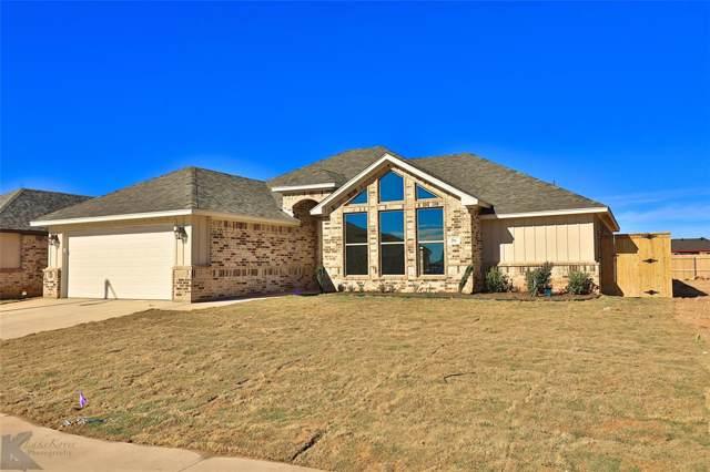 256 Carriage Hills, Abilene, TX 79602 (MLS #14233923) :: The Chad Smith Team