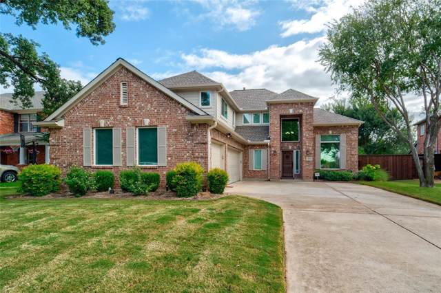3104 Cottrell, Flower Mound, TX 75022 (MLS #14233926) :: RE/MAX Town & Country