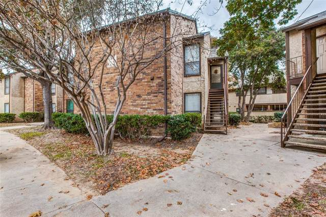 2107 Horizon Trail #3914, Arlington, TX 76011 (MLS #14233942) :: The Hornburg Real Estate Group