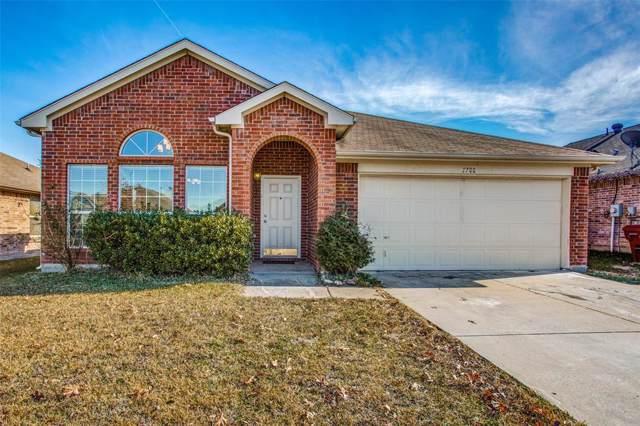 1700 Bob Drive, Royse City, TX 75189 (MLS #14233945) :: RE/MAX Landmark