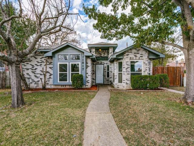 11817 Sunrise Drive, Balch Springs, TX 75180 (MLS #14233963) :: All Cities Realty