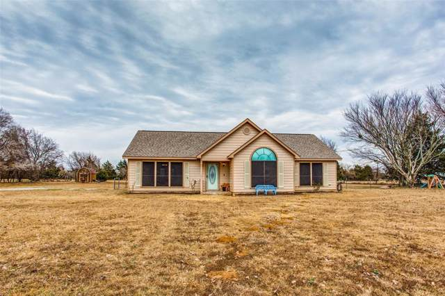 88 R L Franks Road, Denison, TX 75021 (MLS #14233975) :: RE/MAX Town & Country