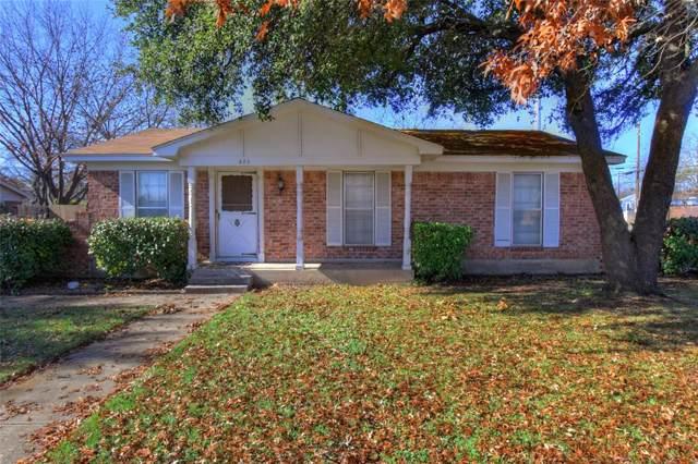 523 Hallvale Drive, White Settlement, TX 76108 (MLS #14233976) :: Baldree Home Team