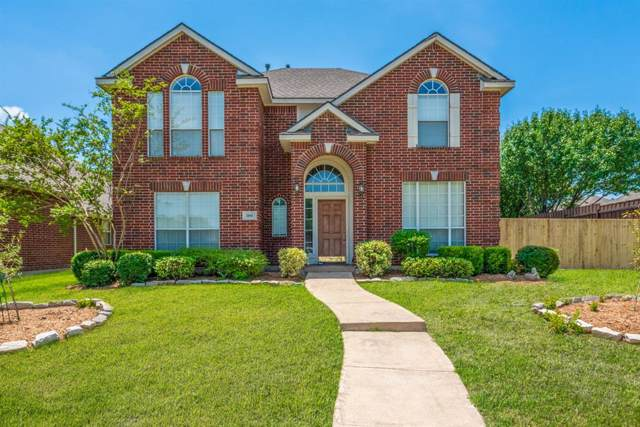 1661 Chase Oaks Court, Frisco, TX 75036 (MLS #14233990) :: All Cities Realty