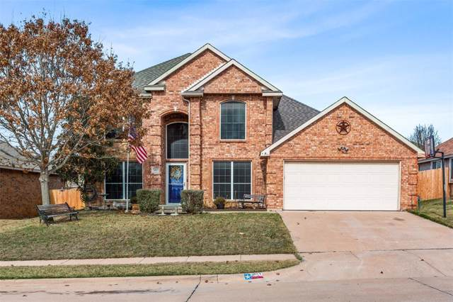 3013 Wren Lane, Midlothian, TX 76065 (MLS #14234003) :: Real Estate By Design