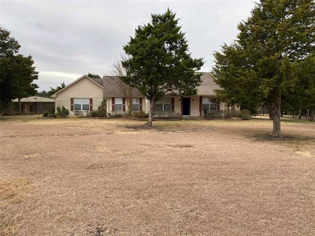 17750 County Road 605, Farmersville, TX 75442 (MLS #14234020) :: The Kimberly Davis Group