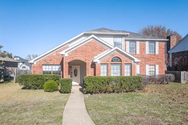 1145 Barrington Drive, Desoto, TX 75115 (MLS #14234032) :: Tenesha Lusk Realty Group