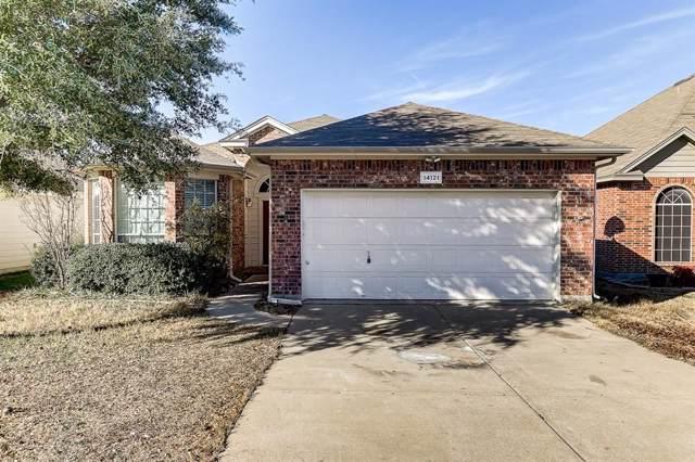 14121 Cochise Drive, Fort Worth, TX 76052 (MLS #14234039) :: The Tierny Jordan Network