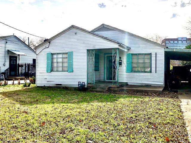 1414 Sleepy Hollow Drive, Dallas, TX 75235 (MLS #14234063) :: All Cities Realty