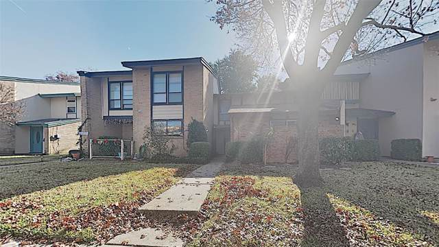 2026 Town Place, Garland, TX 75041 (MLS #14234066) :: All Cities Realty