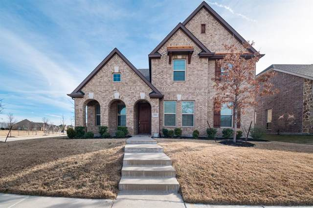 14166 El Toro Road, Frisco, TX 75035 (MLS #14234067) :: The Kimberly Davis Group