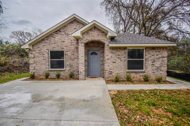 1329 Pegues Avenue, Tyler, TX 75702 (MLS #14234068) :: Vibrant Real Estate
