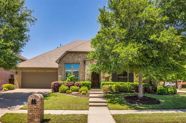 1109 Well Meadow Lane, Mckinney, TX 75071 (MLS #14234087) :: Team Tiller