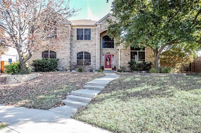 2100 Hampton Court, Carrollton, TX 75006 (MLS #14234101) :: The Kimberly Davis Group