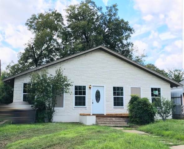 2934 S Adams Street, Fort Worth, TX 76110 (MLS #14234108) :: RE/MAX Town & Country