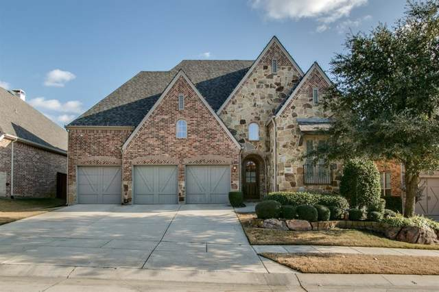 1408 Fire Wheel Way, Lantana, TX 76226 (MLS #14234135) :: Team Hodnett