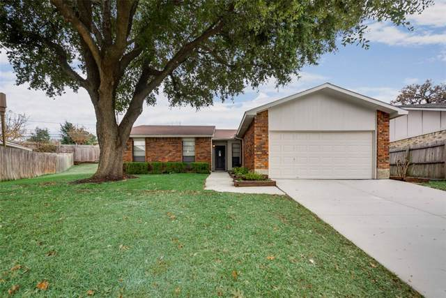 6606 High Country Trail, Arlington, TX 76016 (MLS #14234139) :: RE/MAX Town & Country