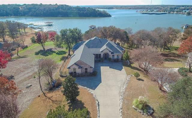 606 Goldeneye Drive, Granbury, TX 76049 (MLS #14234146) :: The Kimberly Davis Group