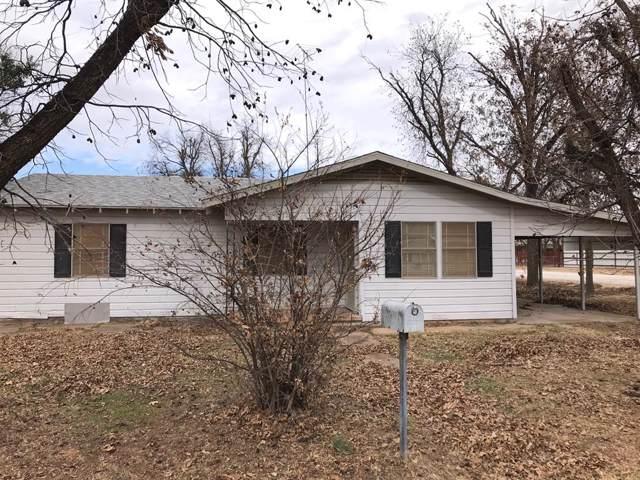 202 W Belknap Street, Seymour, TX 76380 (MLS #14234162) :: Dwell Residential Realty