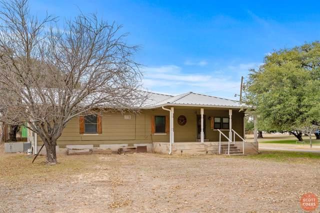 109 Oak Street, Early, TX 76802 (MLS #14234164) :: RE/MAX Landmark