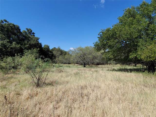 TBD County Rd 445, De Leon, TX 76444 (MLS #14234166) :: The Kimberly Davis Group