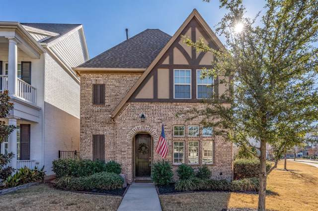 733 Northwood Drive, Flower Mound, TX 75022 (MLS #14234173) :: Hargrove Realty Group