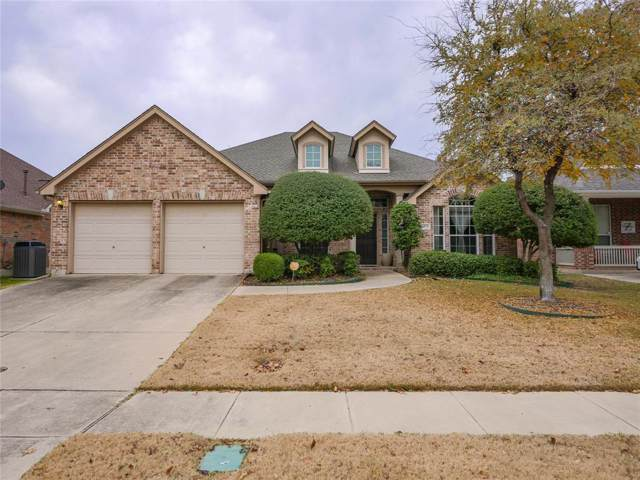 6873 Shoreview Drive, Grand Prairie, TX 75054 (MLS #14234178) :: Van Poole Properties Group