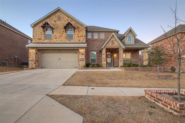 15028 Belclaire Avenue, Aledo, TX 76008 (MLS #14234181) :: RE/MAX Town & Country