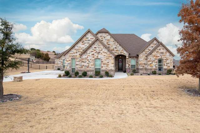 161 Condor View, Weatherford, TX 76087 (MLS #14234184) :: The Welch Team
