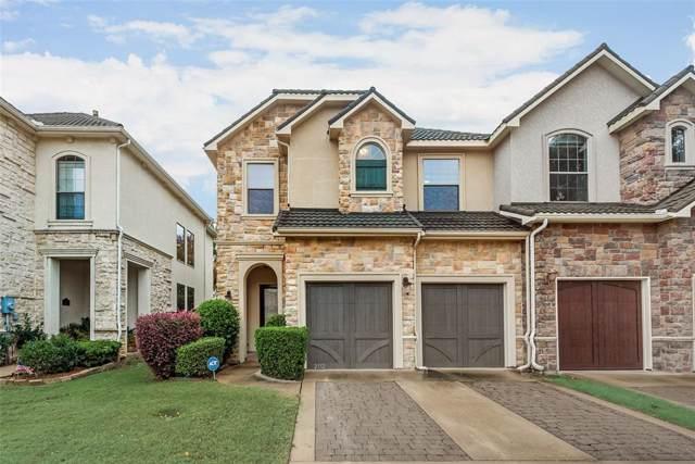 2552 Fountain Cove, Carrollton, TX 75006 (MLS #14234190) :: The Kimberly Davis Group