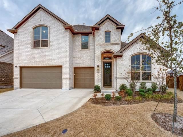 4109 Rosewood Lane, Celina, TX 75009 (MLS #14234195) :: RE/MAX Town & Country