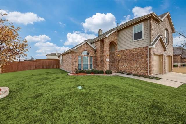 2144 Pecan Ridge Drive, Forney, TX 75126 (MLS #14234215) :: The Kimberly Davis Group