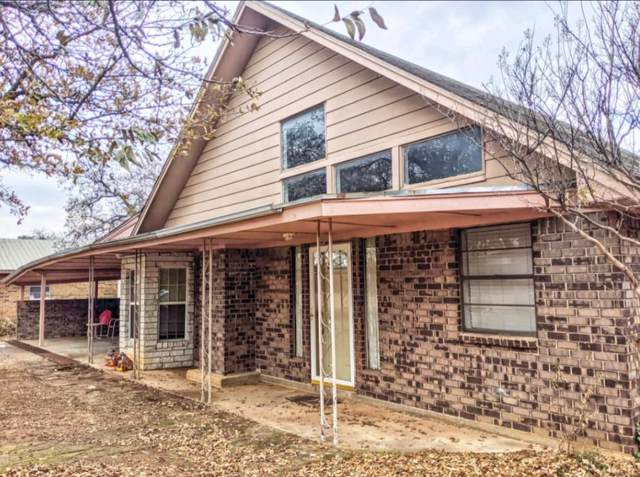 114 Brad Street, Jacksboro, TX 76458 (MLS #14234276) :: The Kimberly Davis Group