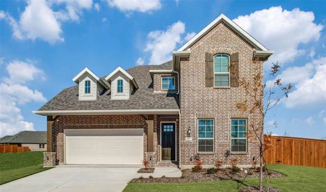 2017 Morgan Court, Melissa, TX 75454 (MLS #14234279) :: Caine Premier Properties