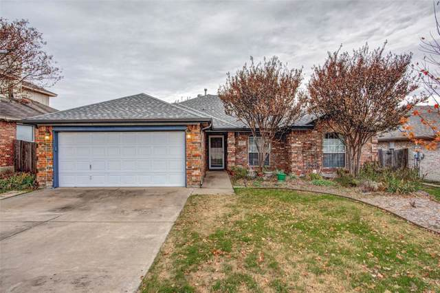 1112 Doreen Street, White Settlement, TX 76108 (MLS #14234285) :: The Chad Smith Team