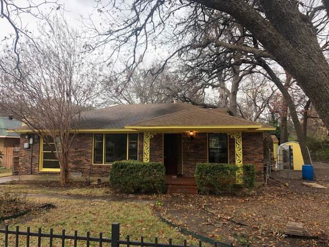 7122 Piedmont Drive, Dallas, TX 75227 (MLS #14234304) :: All Cities Realty