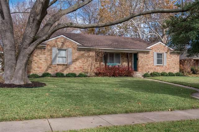 808 James Drive, Richardson, TX 75080 (MLS #14234312) :: Caine Premier Properties